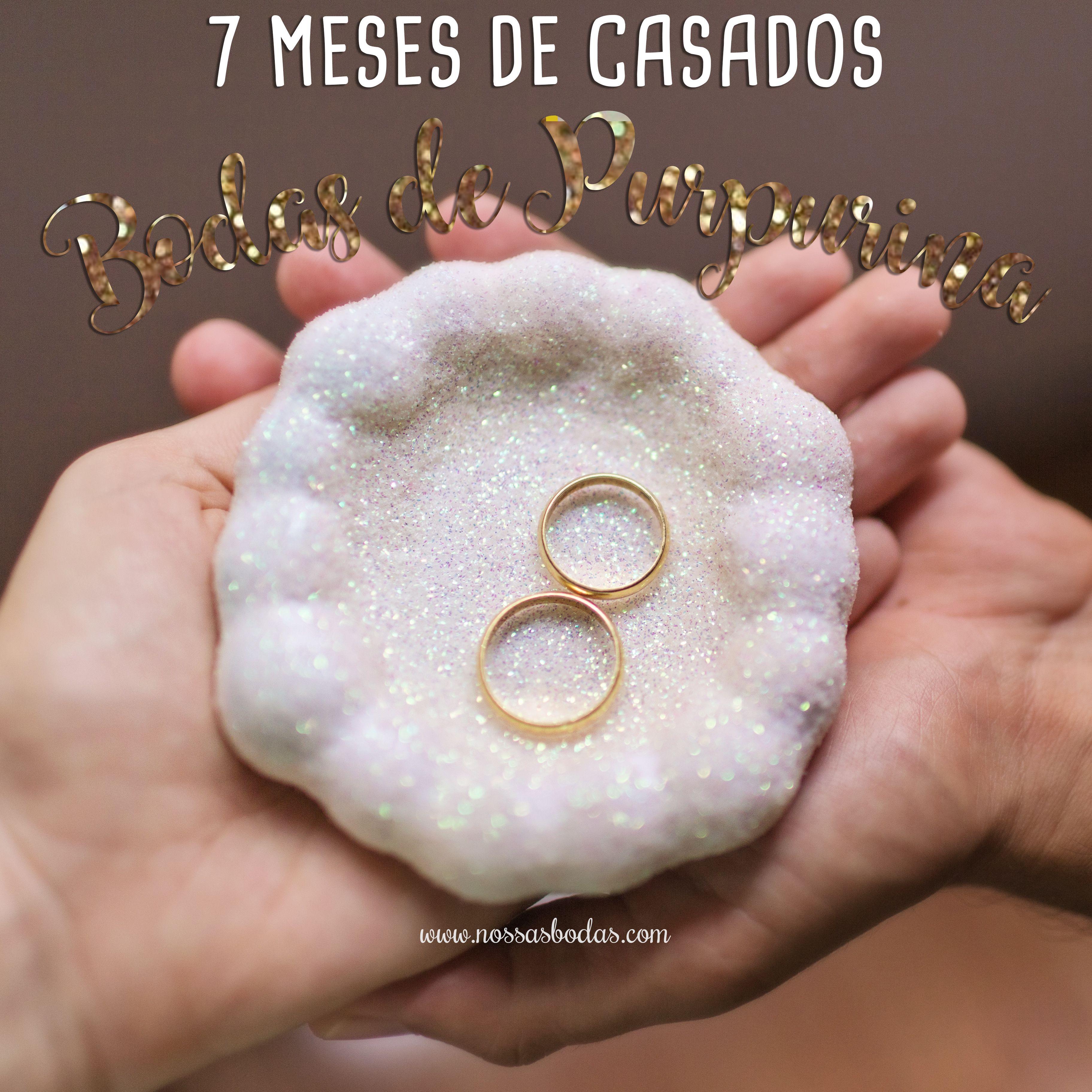 Bodas De Purpurina Com Imagens Aniversario De Casamento Bodas