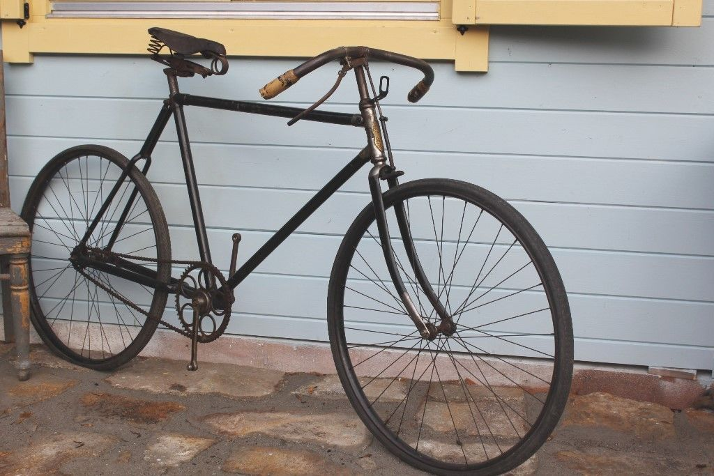 Altes Fahrrad STYRIA - GRAZ WERKE sportliche Lenker,interessante ...