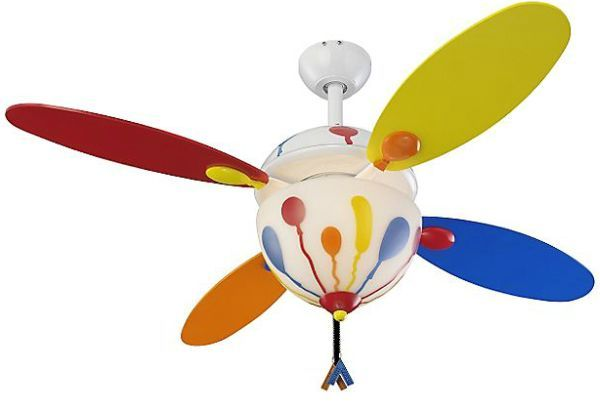 Balloon Ceiling Fan By Monte Carlo Balloon Ceiling Kids Ceiling