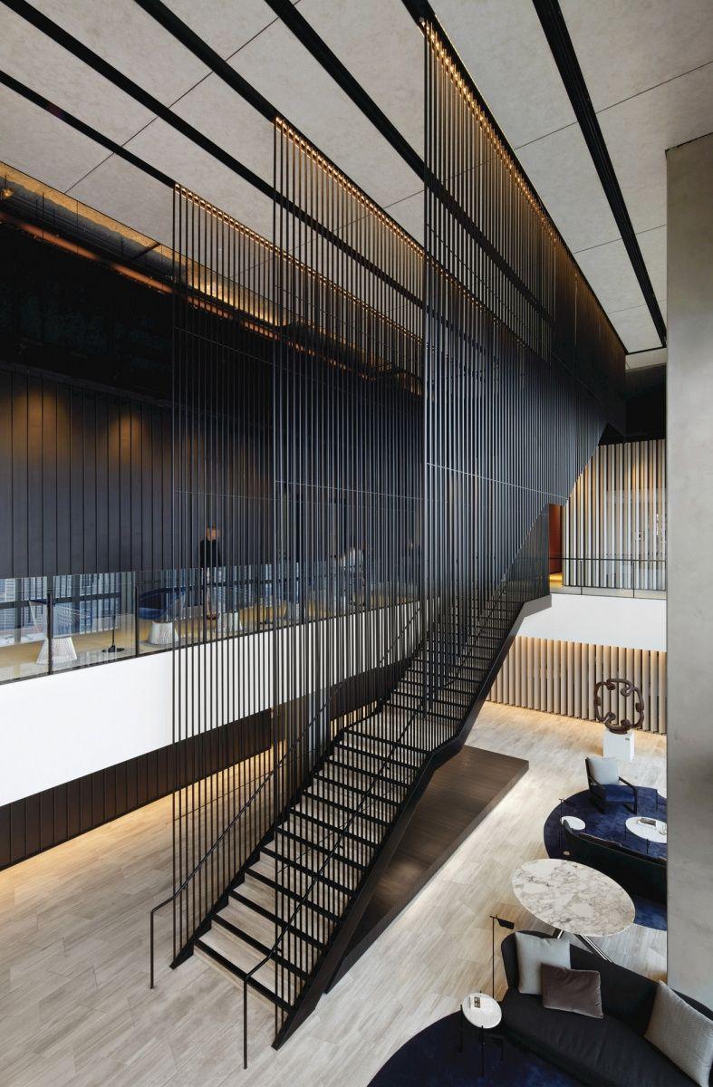 Office tour corrs chambers westgarth offices melbourne - Diseno de escaleras interiores ...