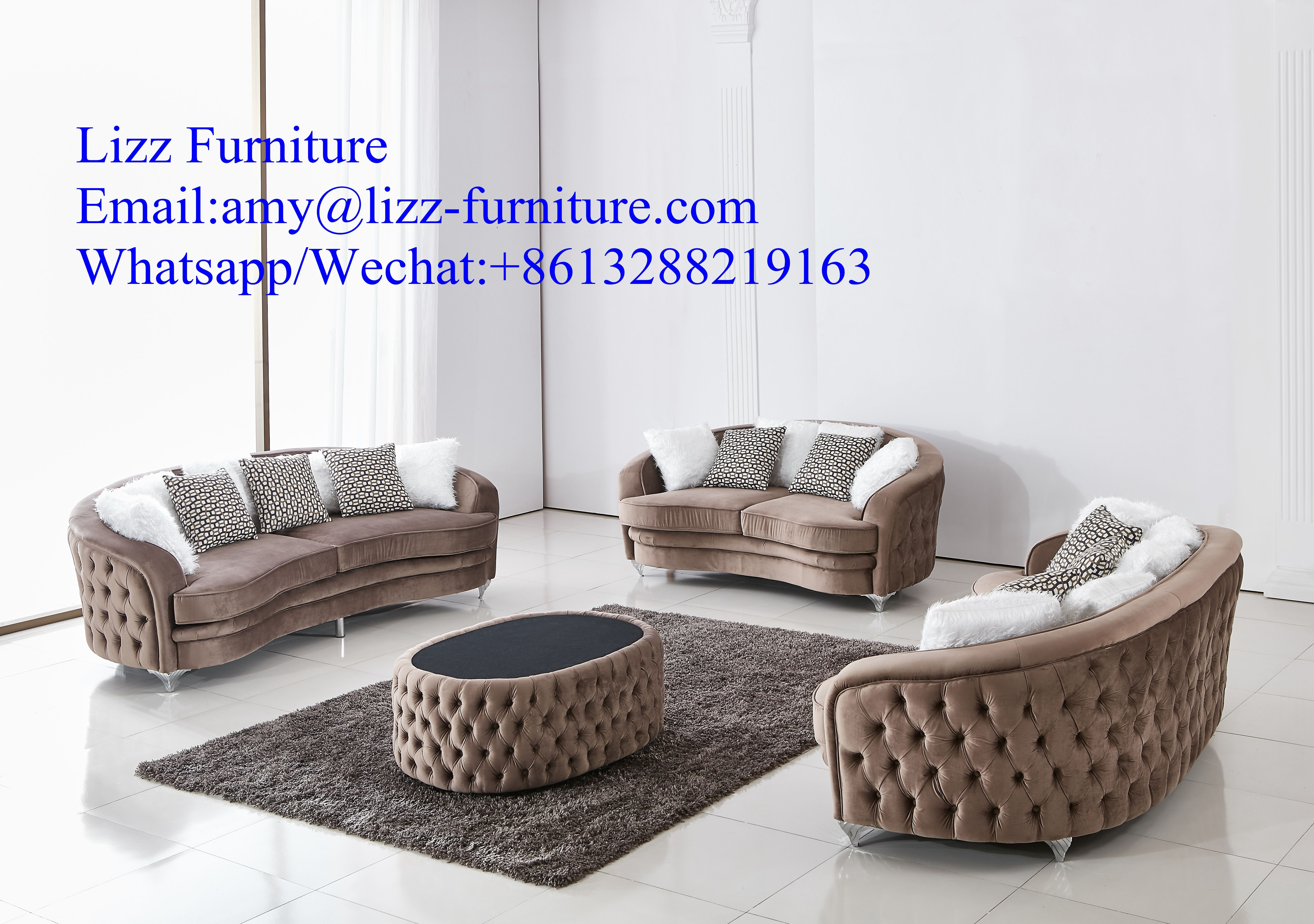 Lizz Sofa Model Lf 808 Take A Break From The Busy Life Enjoy And