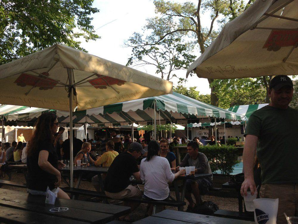 bohemian beer garden astoria - Bohemian Beer Garden