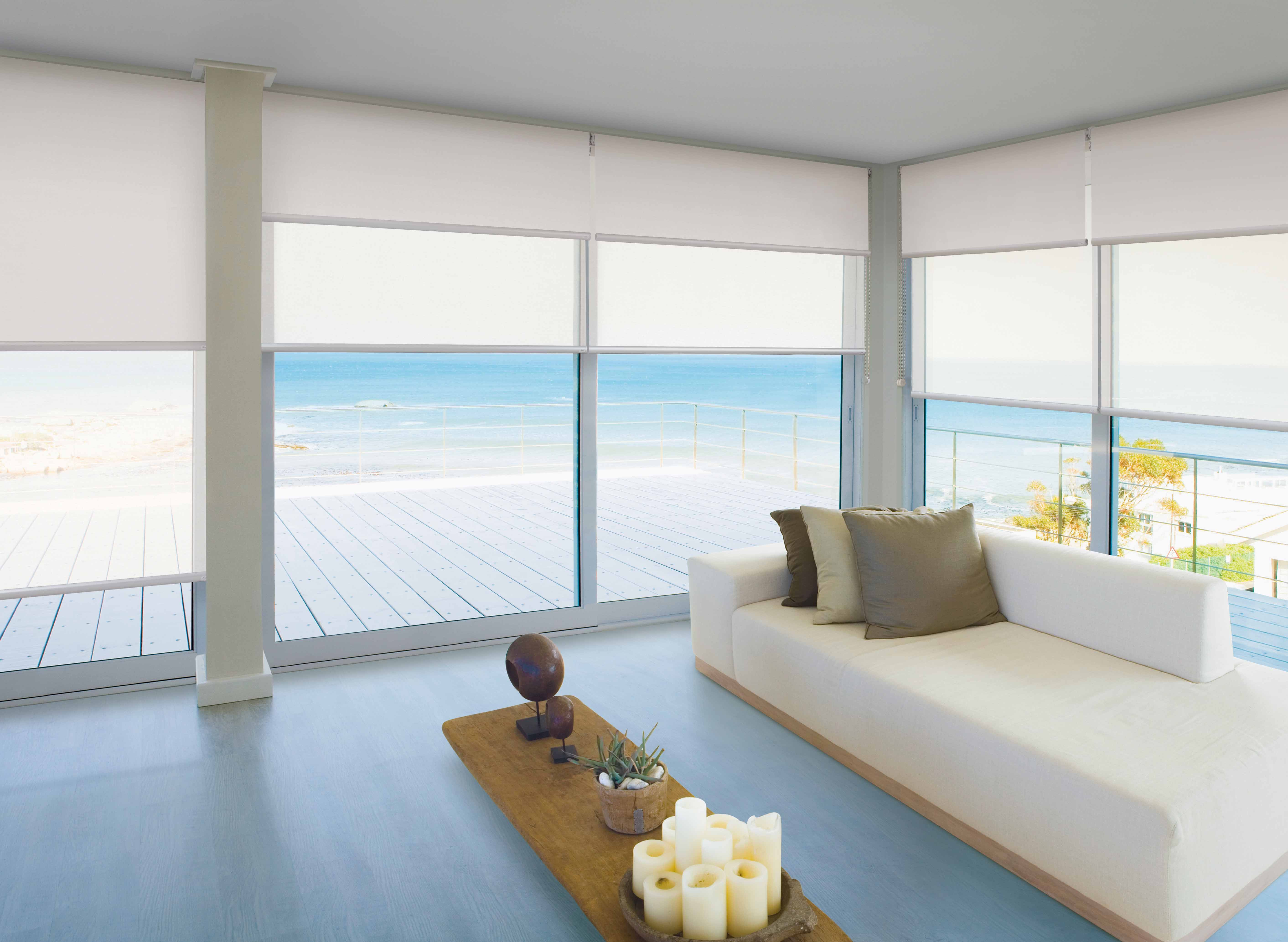 roller blinds luxaflex roller blinds with patented edge technology offering unrivalled strength combined with a fensterrollos haus jalousien diy jalousien