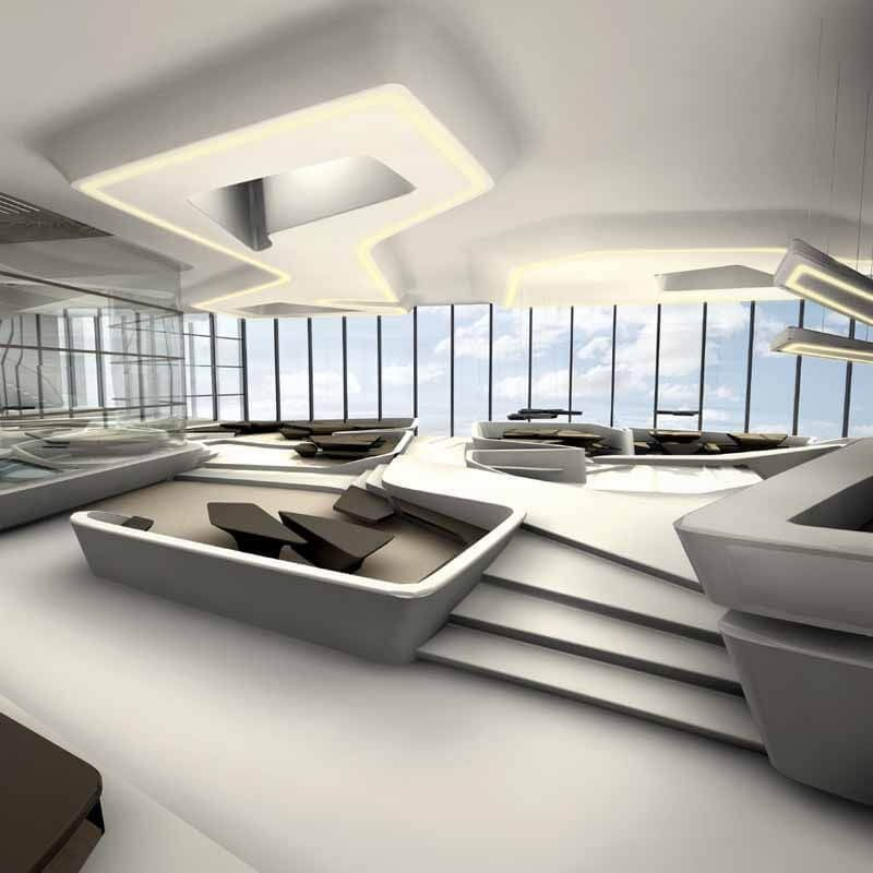 Photo of The List Of The Zaha Hadid Interior Design   Zaha hadid is one of the famous arc…