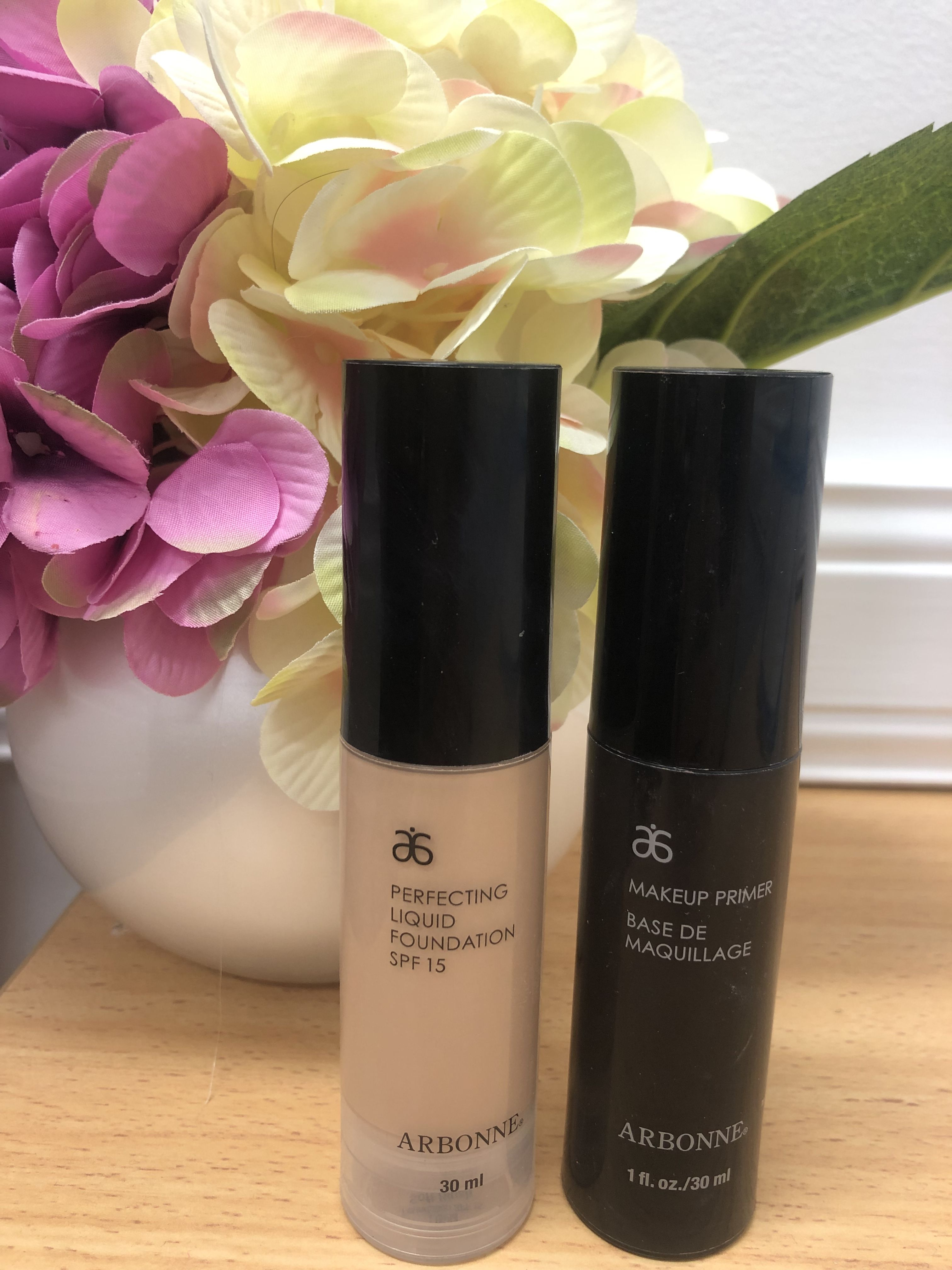 Dynamic Duo Makeup Primer Simple Skincare Arbonne Makeup