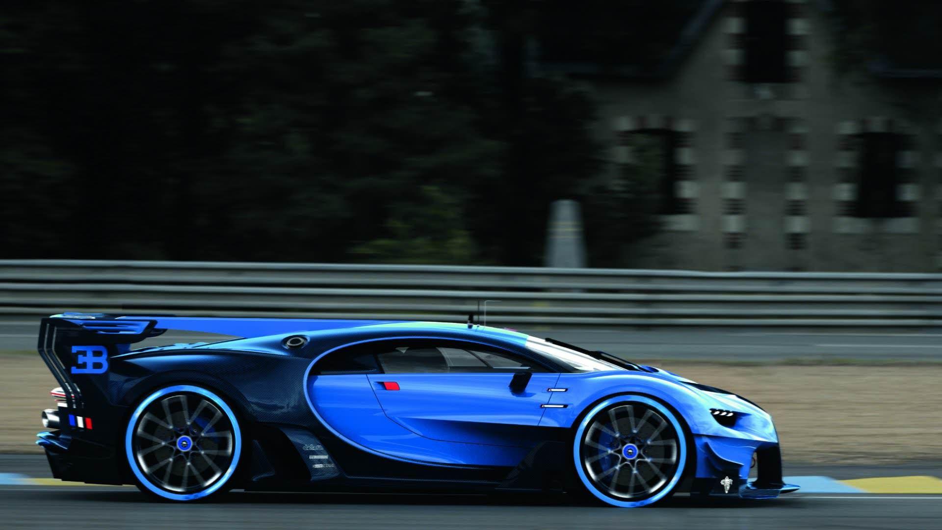Bugatti Vision Gran Turismo 1920 1080 Bugatti Bugatti Vision Gt Bugatti Chiron