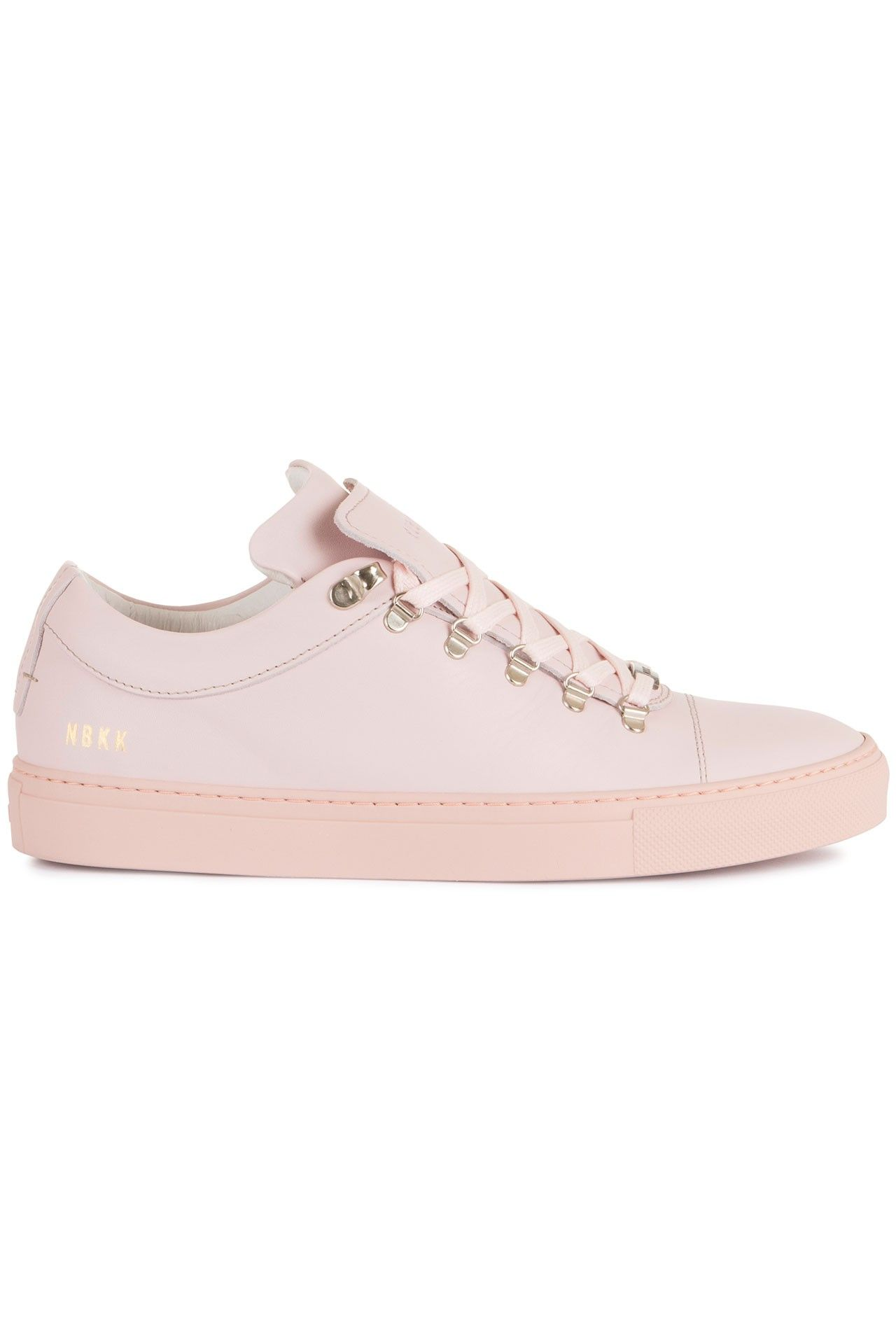 Dames Sneakers Pastel Julia Nubikk Rose Sneaker fxdqzBU