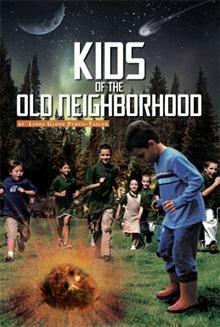 KIDS OF THE OLD NEIGHBORHOOD  By Linda Glenn Purvis-Taylor