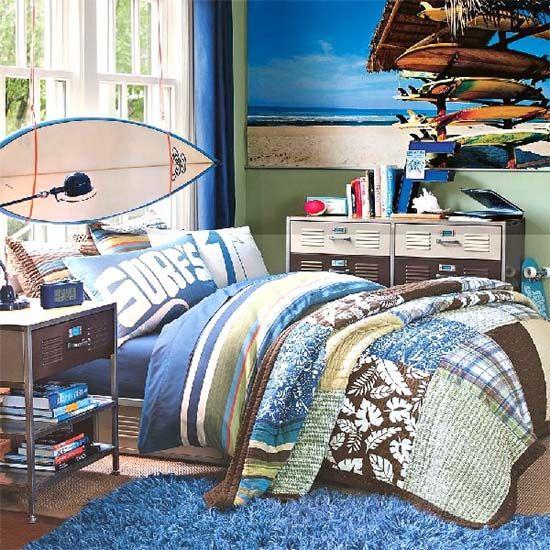 sea theme boy bedroom decor ideas cool boy rooms pinterest