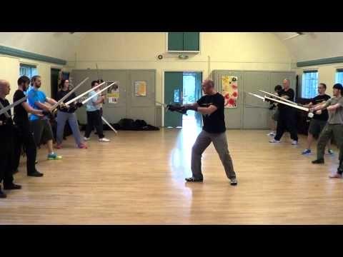 HEMA longsword training tips: The 12 guards/posta of Fiore