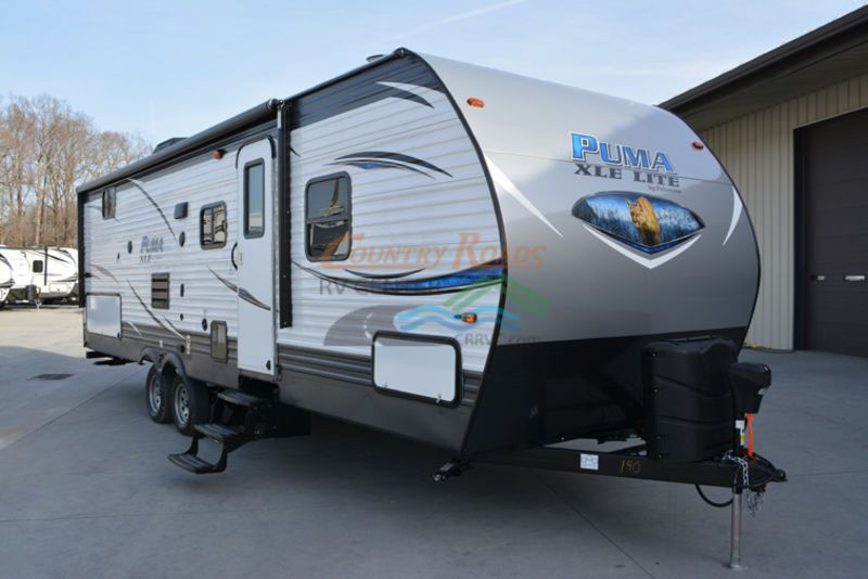 2020 Palomino Puma Xle 27rbqc For Sale Lexington Nc Rv For