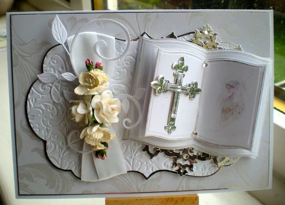 Religious Baptism Invitations Uk