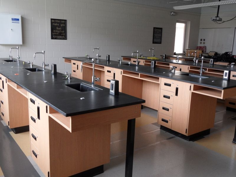 School Lab Systems Furniture. Would This Work? | Modern School ...