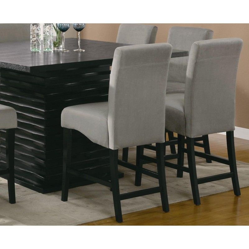 Stanton Grey Counter Height Chair Qty 2  New Home Dining Room Delectable Dining Room Bar Furniture Design Decoration