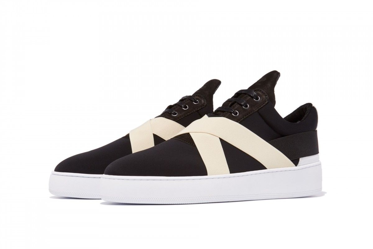 d54e0e8b503 Bandaged And Free  Filling Pieces Low Top Bandage Sneakers