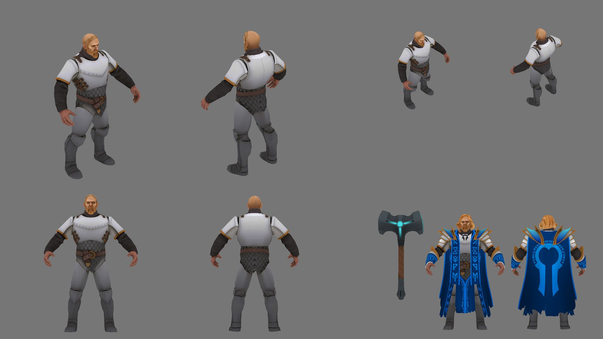 Dota Character Design Pdf : Dota hero concept sheets polycount forum