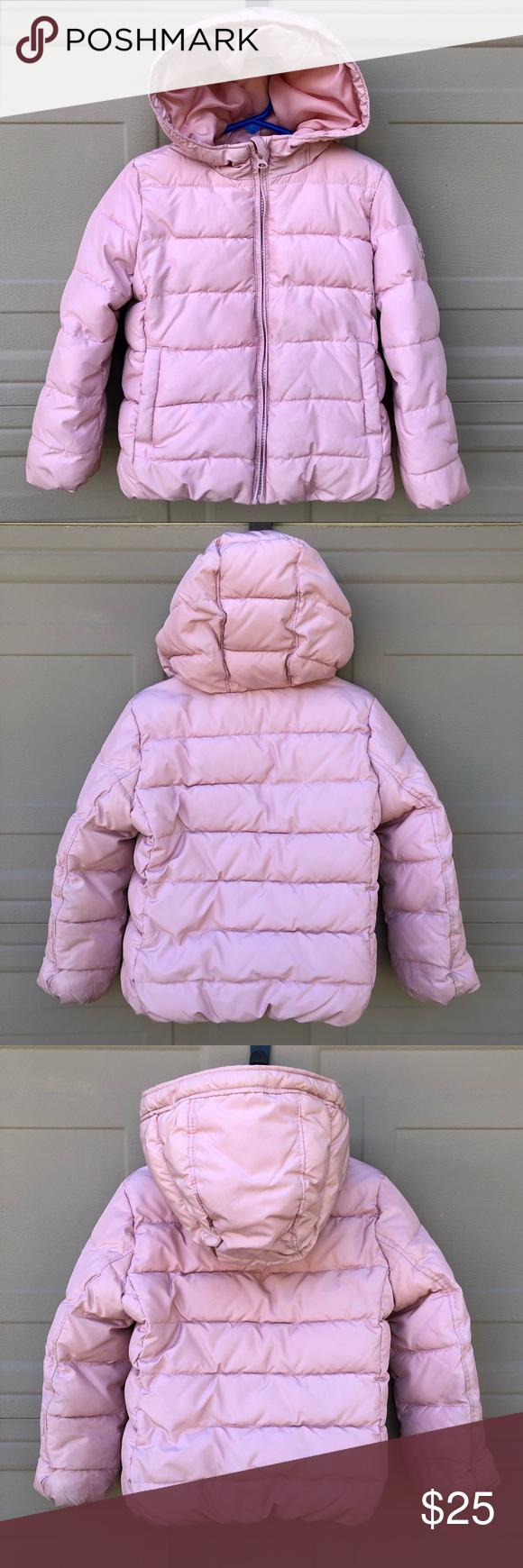 Gap Kids Girls Puffer Jacket Pink Size Xs 4 5 Yrs Girls Puffer Jacket Girls Puffer Gap Kids Girls [ 1740 x 580 Pixel ]