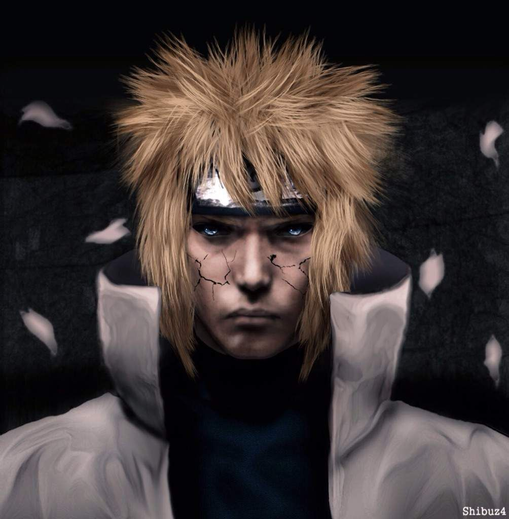 Naruto realistic art 3 anime amino