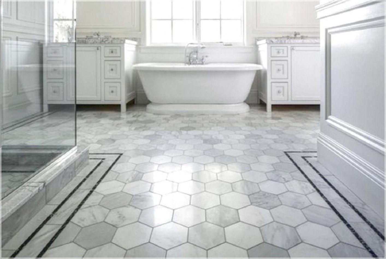 41 Unique Honeycomb Tile Floor Ideas Decornish Dot Com Bathroom Floor Tiles Best Bathroom Flooring Bathroom Flooring