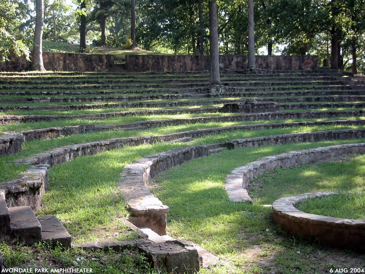 Best A Beautiful Outdoor Amphitheater Exterior Stairs 640 x 480