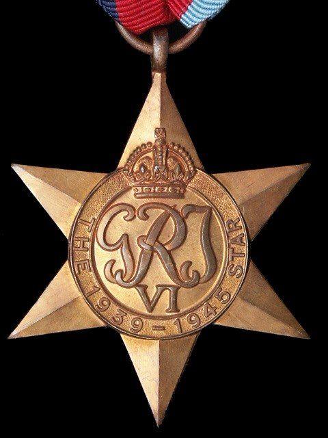 The 1939 - 1945 Star | W W  I -WW II Medals_Kitüntetések | Military