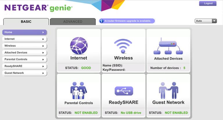 Netgear router setup using routerlogin net setup or www