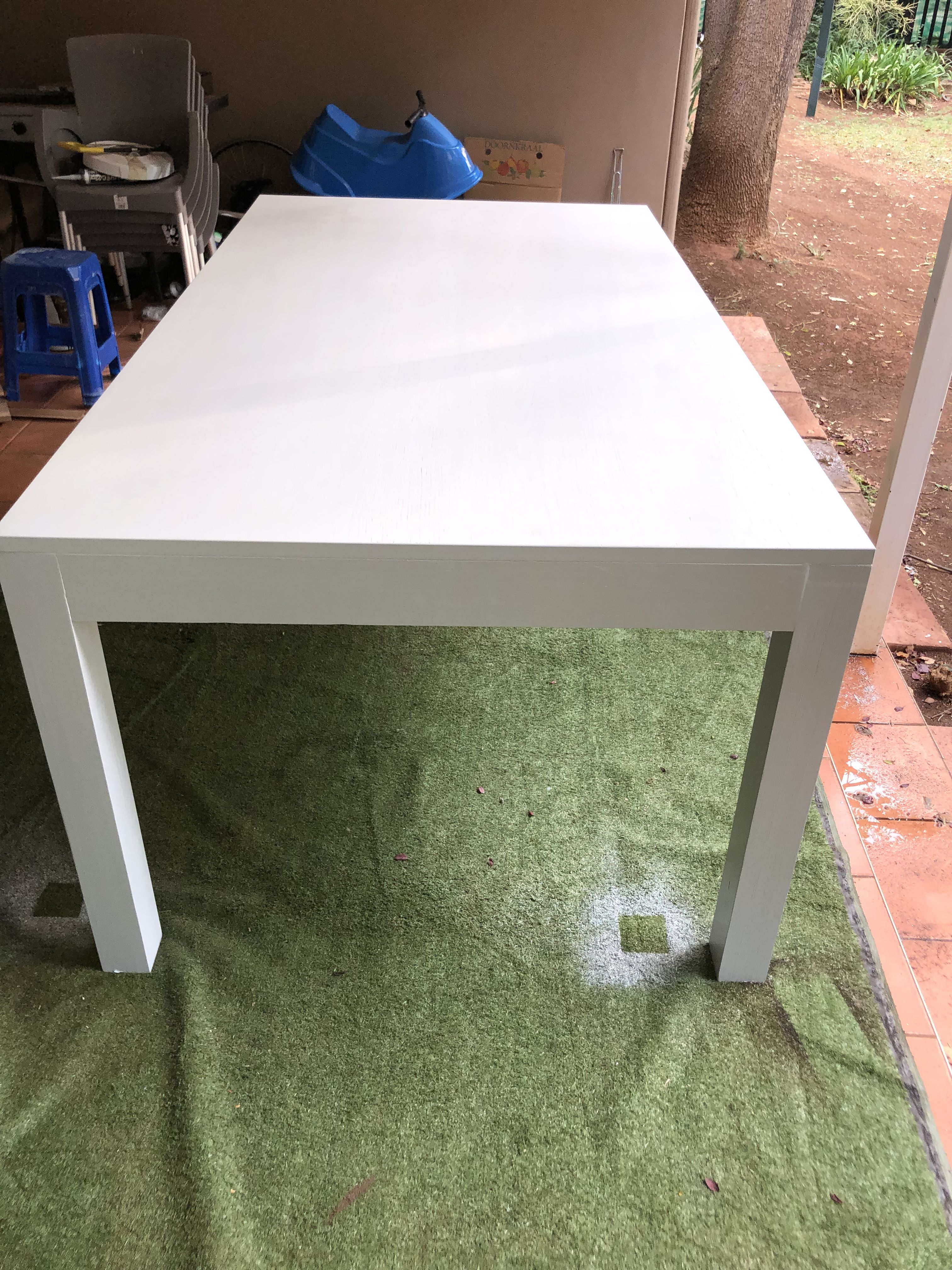 Making A Fake 4 Thick Table Top Oak Table Top Table Oak Table