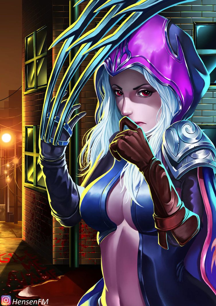 Natalia Mobile Legends Deviantart Mobile Legends