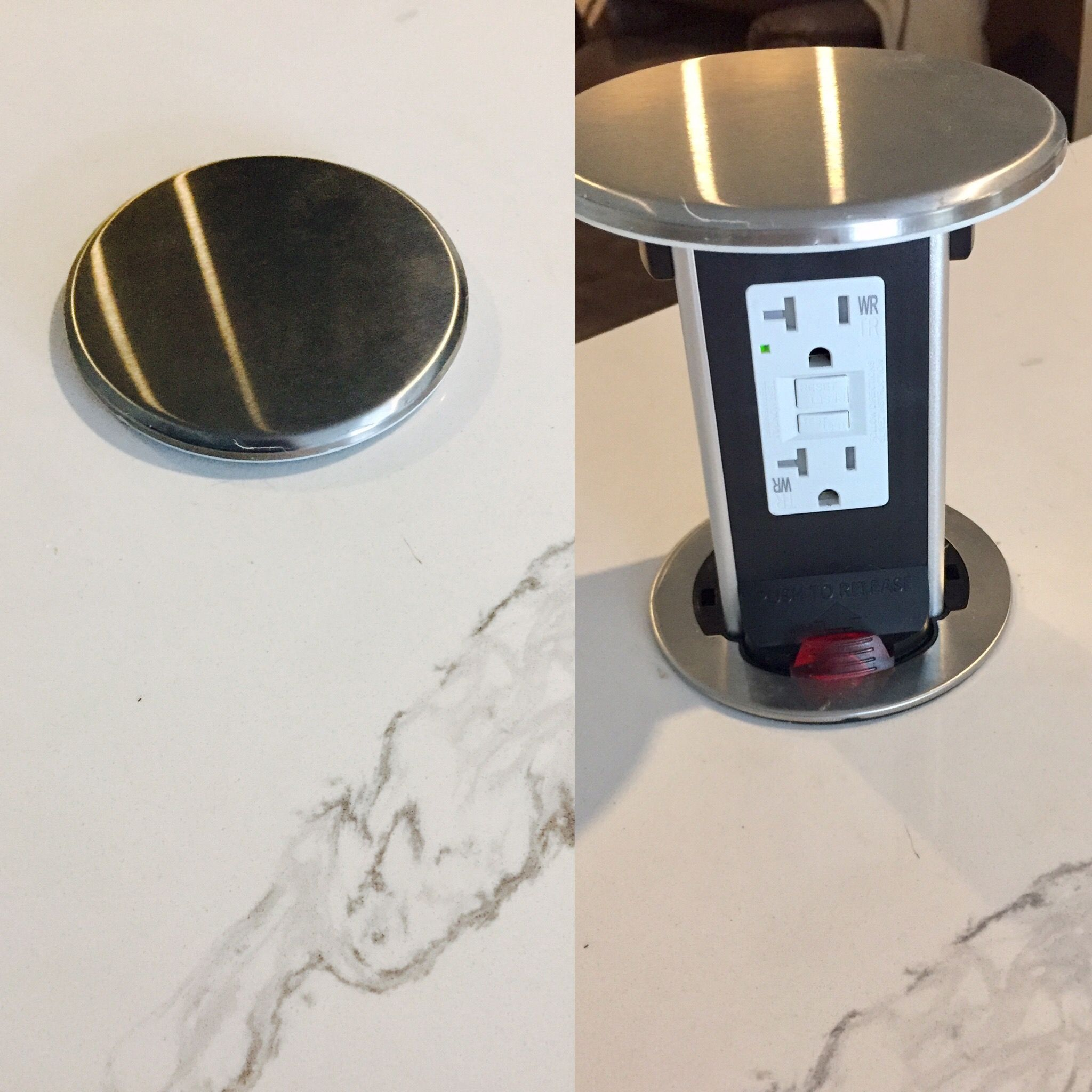 One Of The Many Cool Features In Our Latest Kitchen Reno