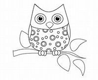 Image Result For Baby Owl Coloring Pages Owl Coloring Pages Owl Crafts Bird Coloring Pages