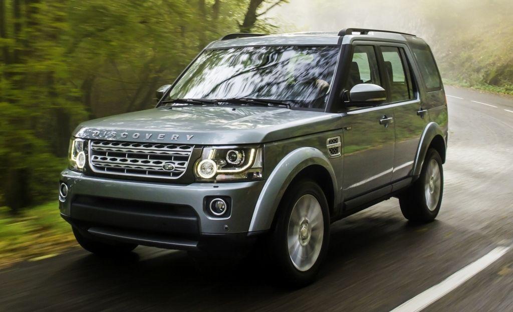 2016 Land Rover LR4 (Discovery) Land rover, Land rover