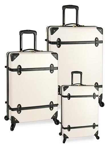 Diane von Furstenberg Adieu Hardside Spinner Luggage Collection ...