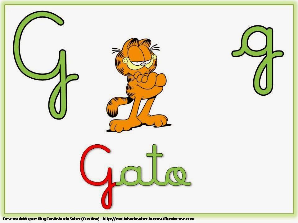 Alfabeto Colorido E Ilustrado Para Colar Na Sala De Aula Com