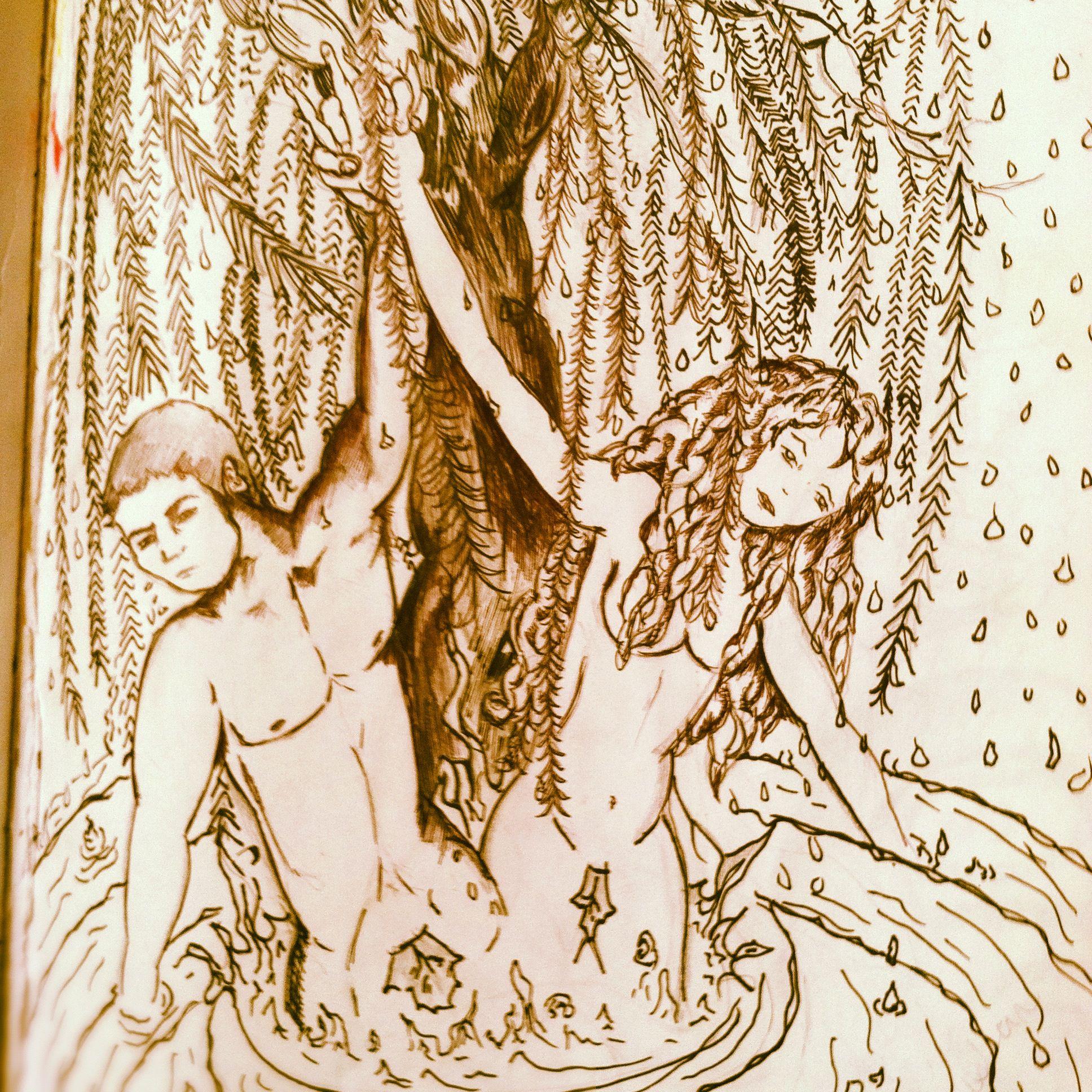 Adam n Eve... my art work