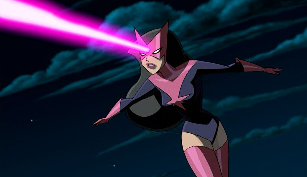 Star Sapphire | Star sapphire, Justice league unlimited ...
