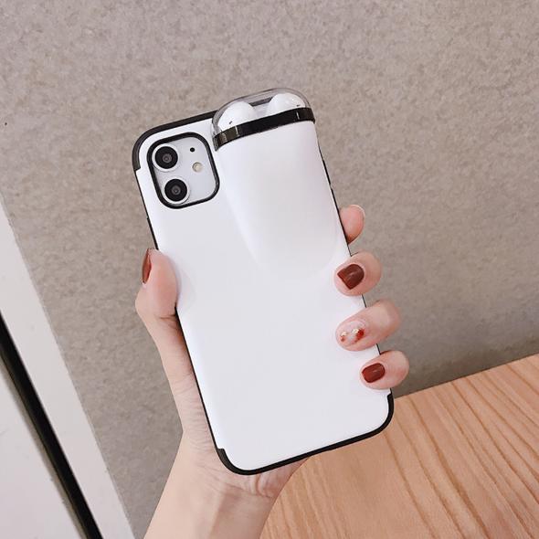 2 in1 EarPods IPhone Case