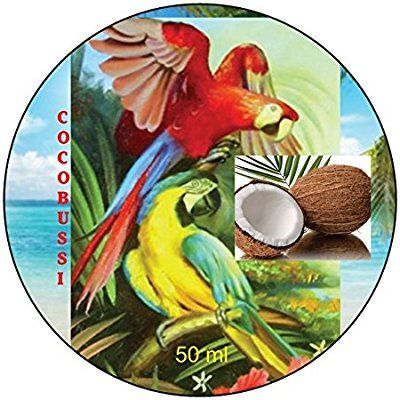CocoBussi, Gesichtscreme mit Kokosöl, Kokoscreme..
