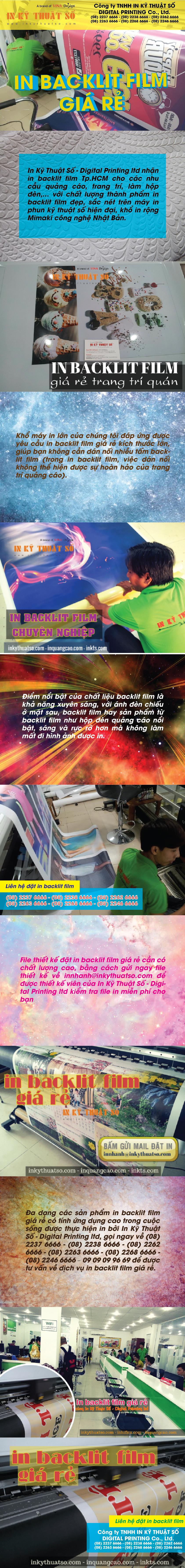 In backlit film giá rẻ In Kỹ Thuật Số - Digital Printing ltd nhận in backlit film Tp.HCM cho các nhu cầu quảng cáo, trang trí, làm hộp đèn,… với chất lượng thành phẩm in backlit film đẹp, sắc nét trên máy in phun kỹ thuật số hiện đại, khổ in rộng Mimaki công nghệ Nhật Bản. ---------------- Xem thêm http://inkythuatso.com/in-backlist-film-gia-re-cach-thiet-ke-mot-phong-nen-backlist-film-bong-bay-858.html https://0909099669.muabannhanh.com/