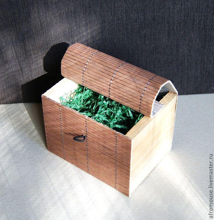 Купить или заказать коробочка для упаковки 'Бамбук 22 ...