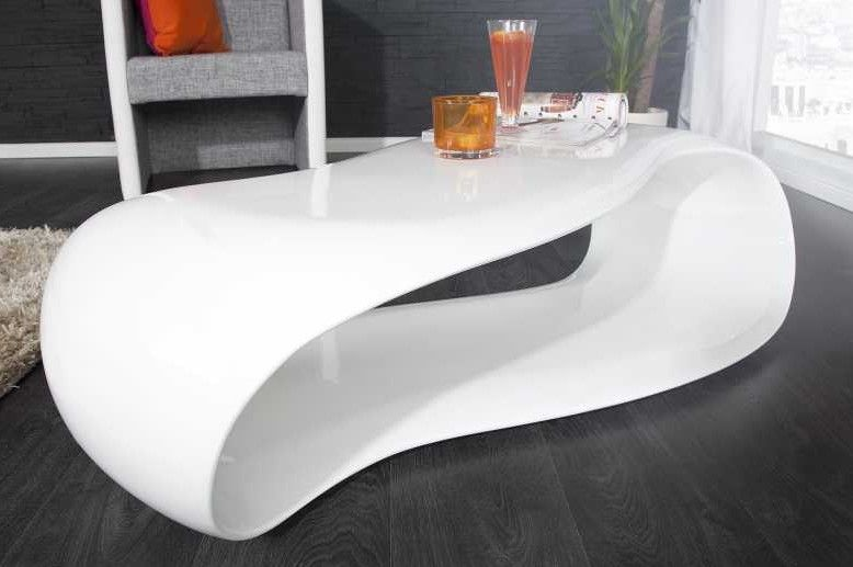 Table Basse Design Vague Coffee Table Table Decor Living Room Sofa Table Design