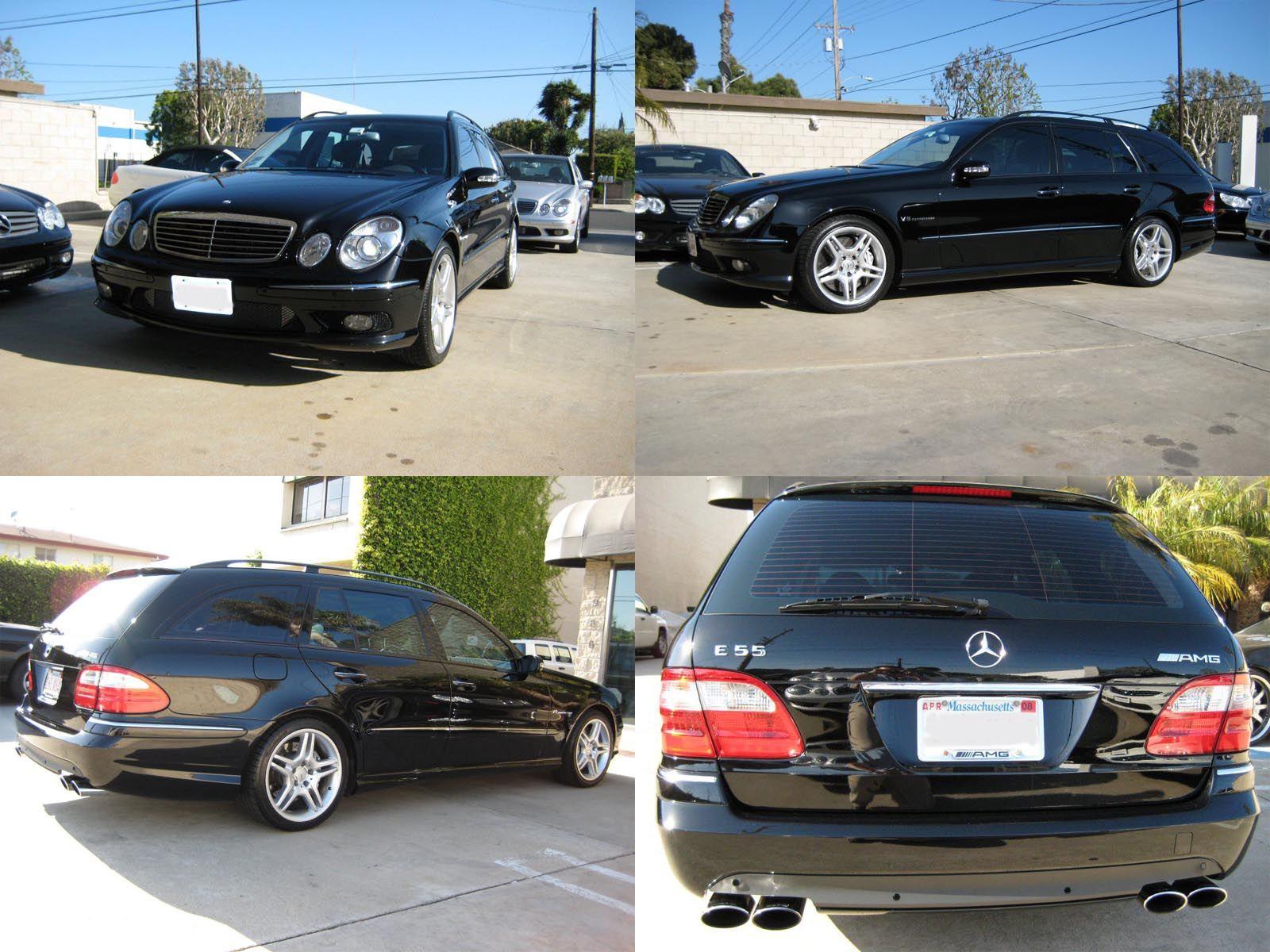 Mercedes-Benz E55 AMG wagon | Mercedes-Benz | E55 amg, Mercedes benz