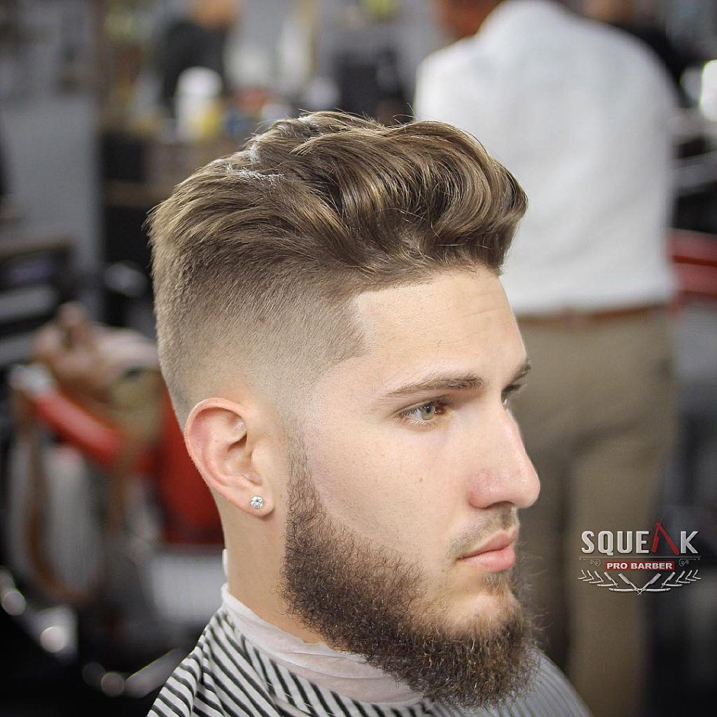 Top 100 Men S Haircuts Hairstyles For Men March 2020 Update