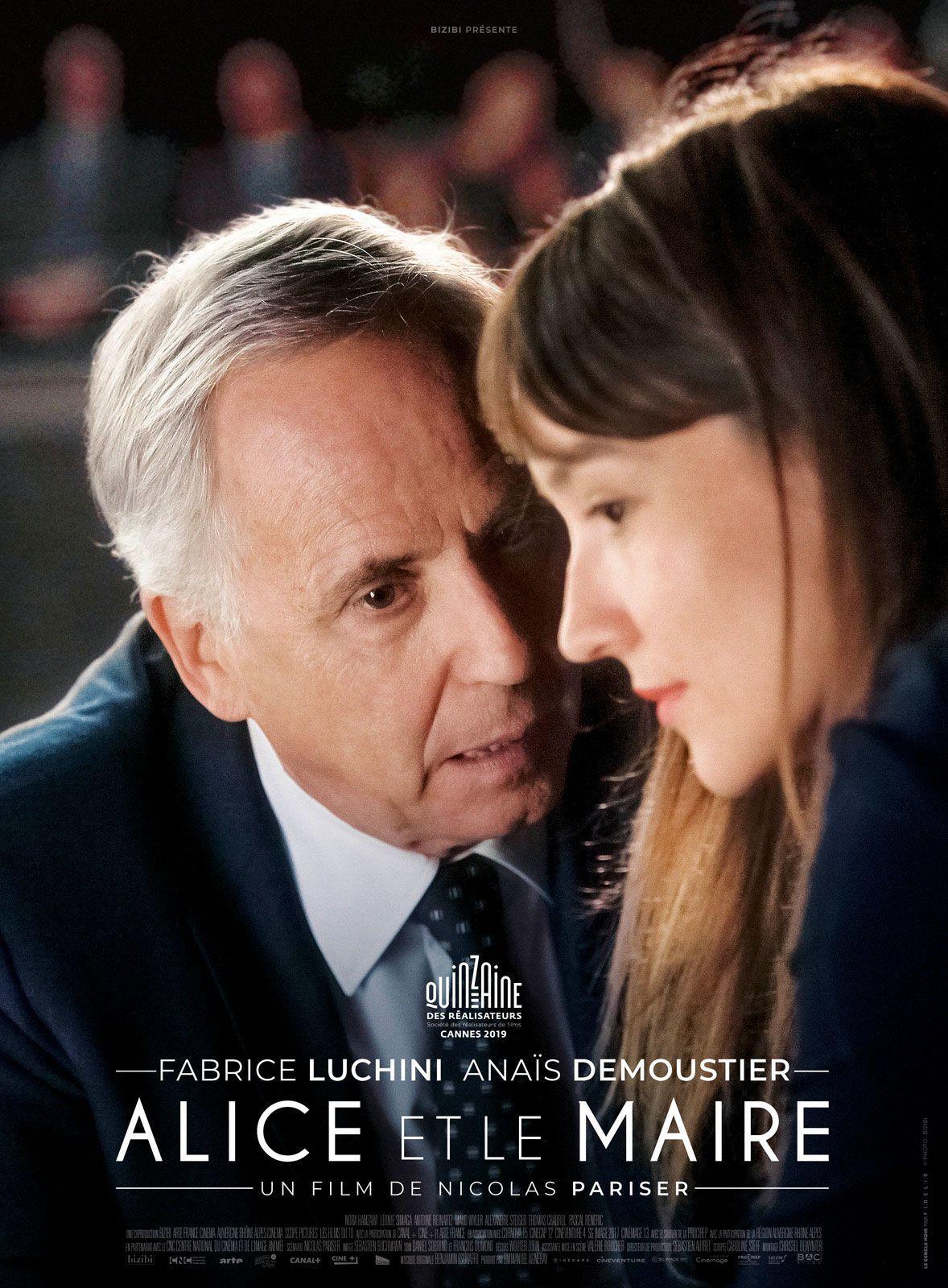 Vigoulet Auzil Alice Et Le Maire Au Cine Coteaux Anais Demoustier Film Films Complets