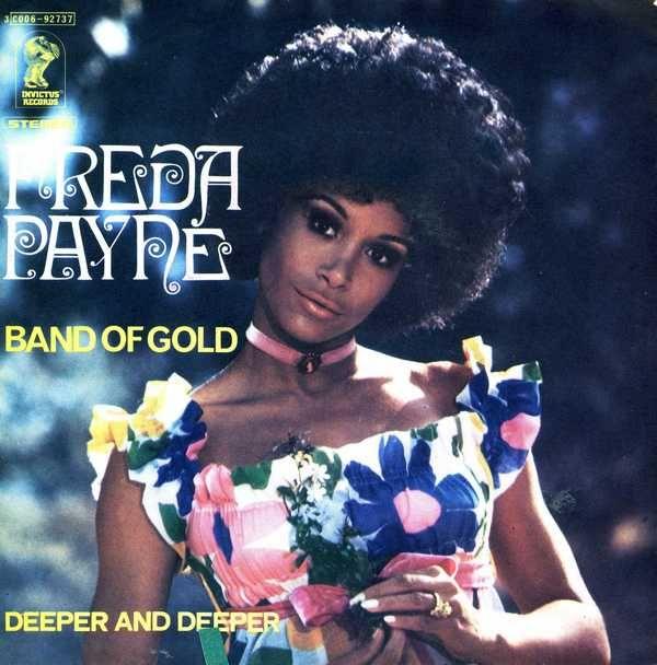 Image result for band of gold freda payne single cover | Freda ...