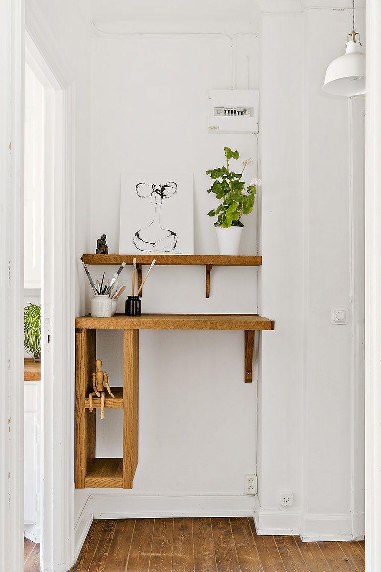Mueble a medida para recibidores peque os recibidor - Muebles de entrada pequenos ...