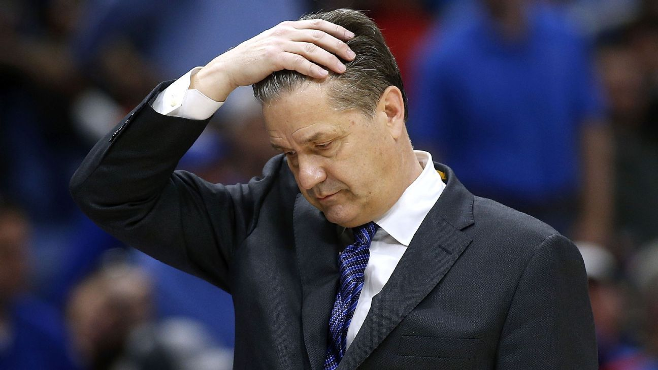 College hoops Power Rankings The curious case of Kentucky