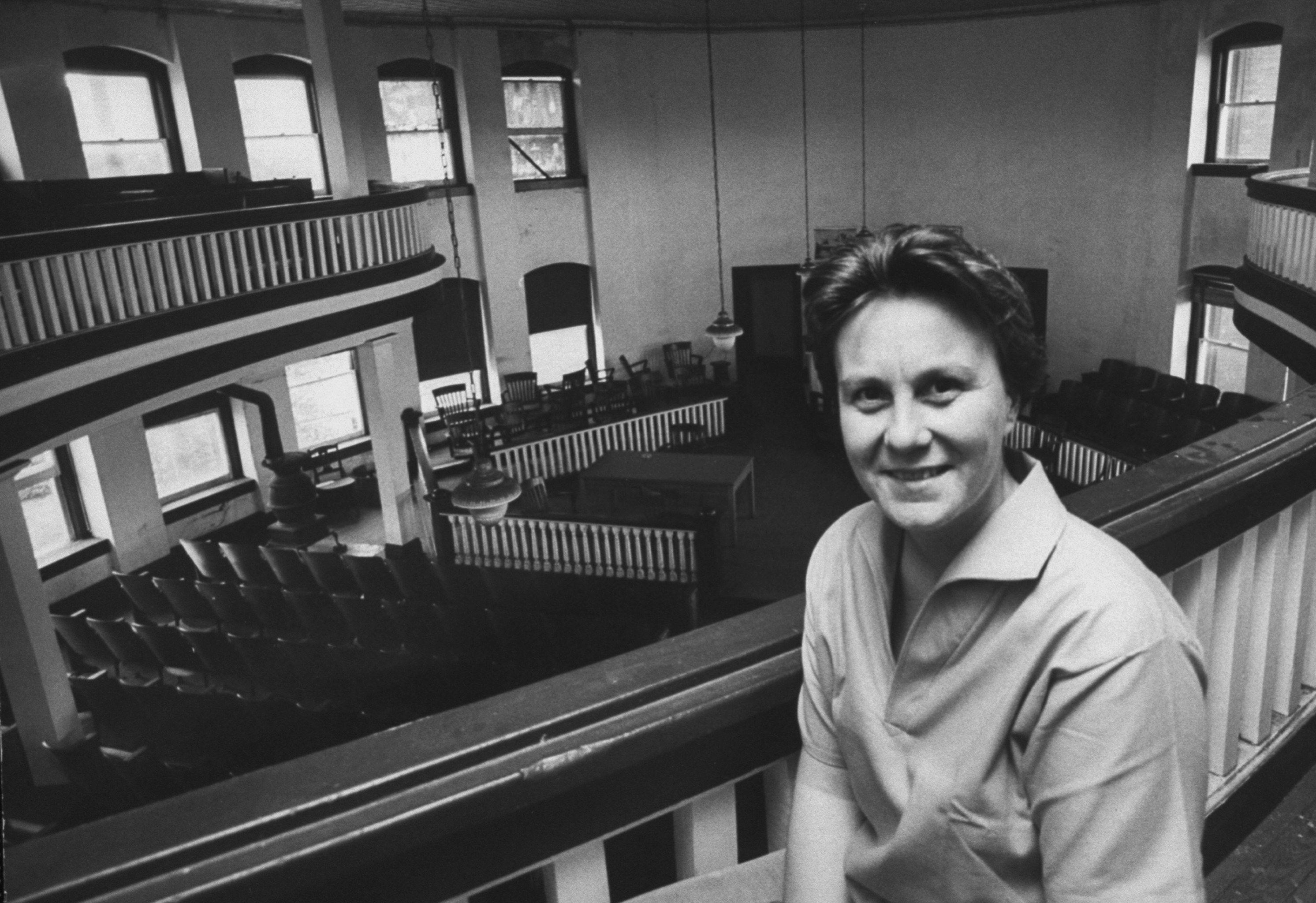 Harper Lee, Author of 'To Kill a Mockingbird'
