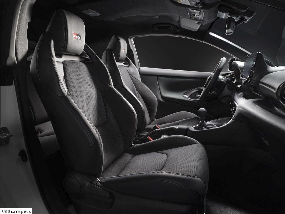Toyota Yaris Yaris Xp210 Gr 1 6 272 Hp 4wd Petrol Gasoline 2020 Yaris Xp210 Gr 1 6 272 Hp 4wd Petrol G In 2020 Fuel Economy Yaris Toyota