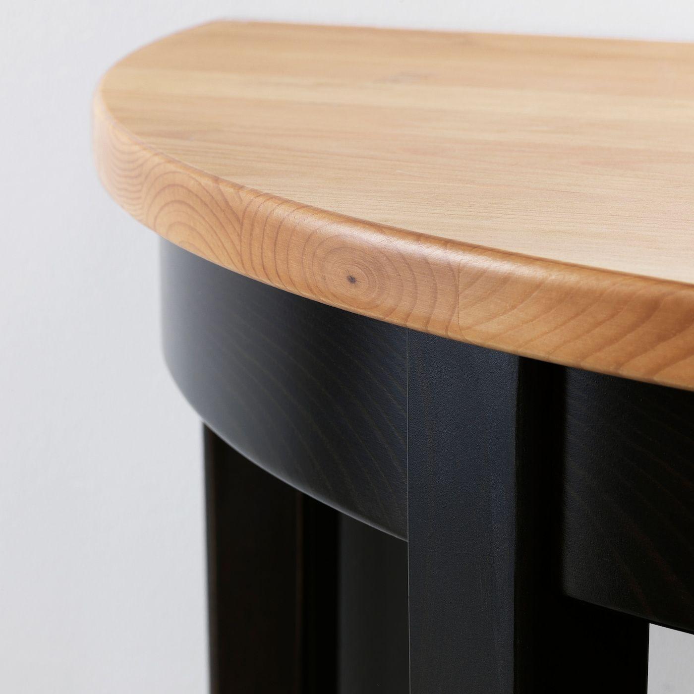 Arkelstorp Fenstertisch Schwarz 80x40x75 Cm Ikea Osterreich In 2021 Window Table Black Console Table Console Table [ 1400 x 1400 Pixel ]