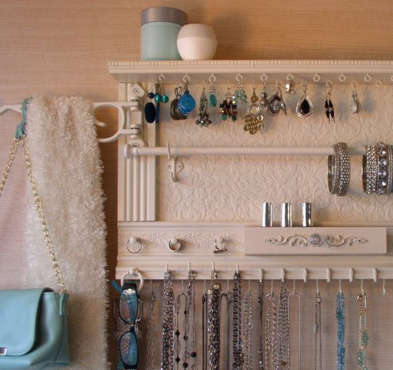 Jewelry organizer Accessory holder for by mybighangup on Etsy